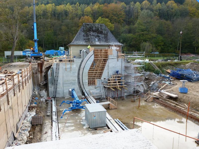 Referenz der Bau + Plan Ingenieurgesellschaft mbH – Werrawerk – Foto 4
