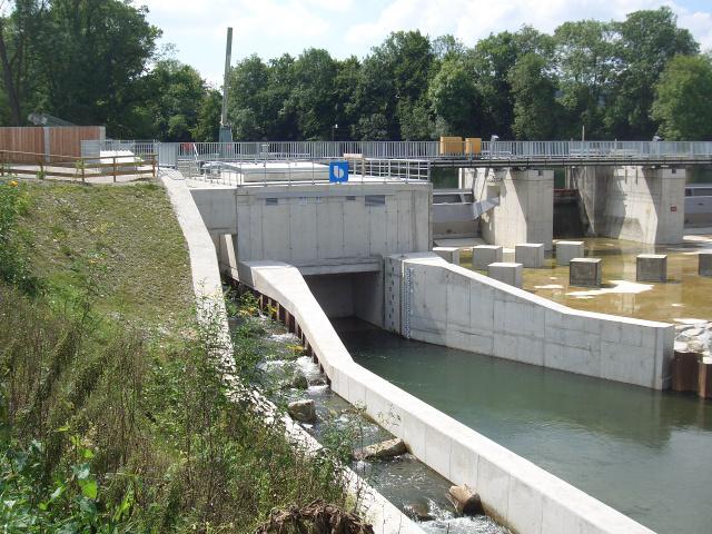 Bau + Plan Ingenieurgesellschaft mbH – Referenz Alzwehr – UW