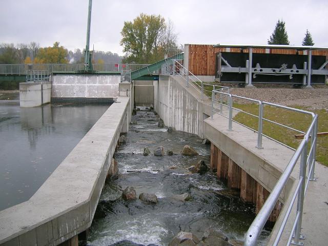 Bau + Plan Ingenieurgesellschaft mbH – Referenz Alzwehr – Fischaufstieganlage