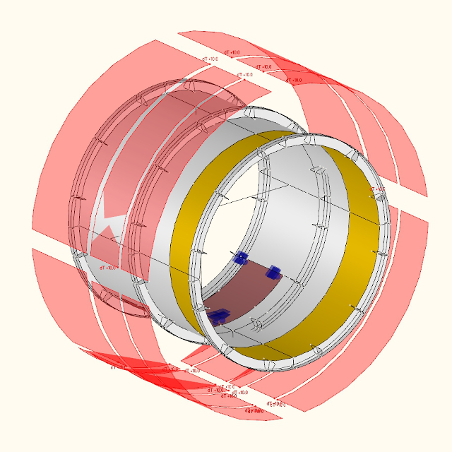 Tragwerksplanung durch die Bau + Plan Ingenieurgesellschaft mbH – Druckrohrleitung Roßhaupten
