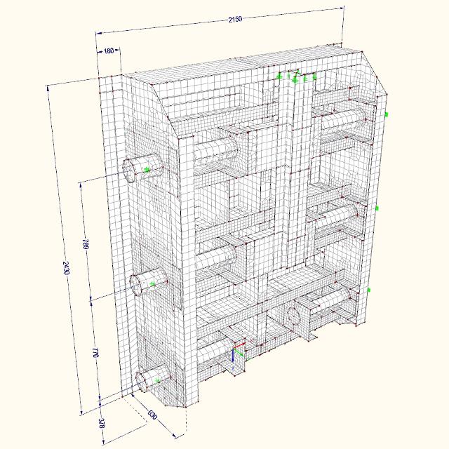 Tragwerksplanung durch die Bau + Plan Ingenieurgesellschaft mbH – Rollschütz Roßhaupten