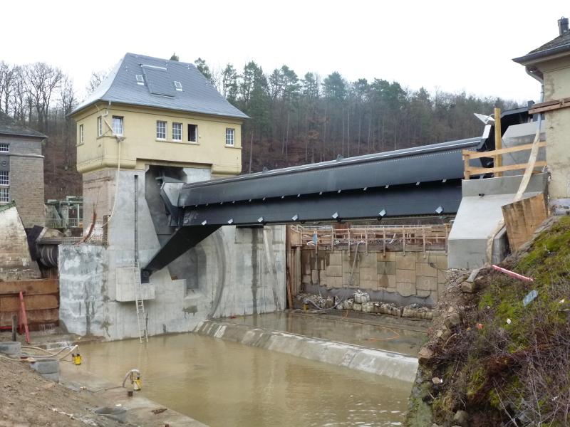 Referenz der Bau + Plan Ingenieurgesellschaft mbH – Werrawerk – Foto 1