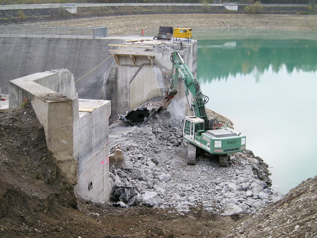 Bau + Plan Ingenieurgesellschaft mbH – Roßhaupten Abbruch