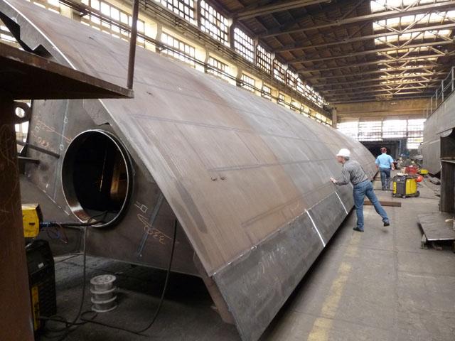 Referenz der Bau + Plan Ingenieurgesellschaft mbH – Werrawerk – Foto 3